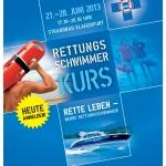 Rettungsschwimmkurs 2013