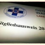 Jahreshauptversammlung 2014 der ÖWR Einsatzstelle 1/3 Klagenfurt