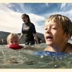 Kinderanfängerschwimmkurs 2014 der ÖWR Einsatzstelle 1/3 Klagenfurt