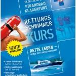 Rettungsschwimmkurs 2014 der ÖWR Einsatzstelle 1/3 Klagenfurt