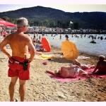 Hochbetrieb im Strandbad Klagenfurt