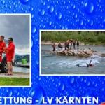 """Die Österreichische Wasserrettung – Landesverband Kärnten """"News auf Facebook"""""""