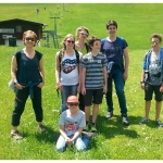 Ausflug der ÖWR Jugend Klagenfurt