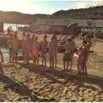 Der erste Tag – Rettungsschwimmkurs 2016
