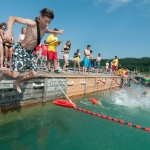 Jugend-Wasser-Sicherheitstag 2017 im Strandbad Klagenfurt