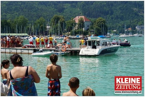 Sicherheitstag 2013 im Strandbad Klagenfurt