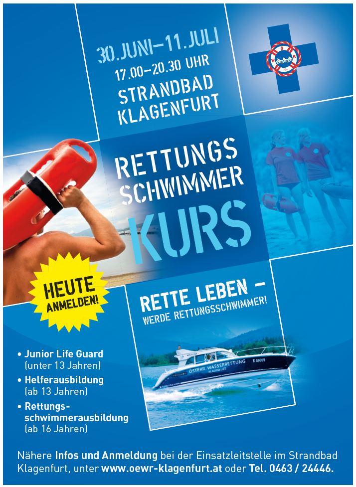 Rettungsschwimmkurs 2014NEU