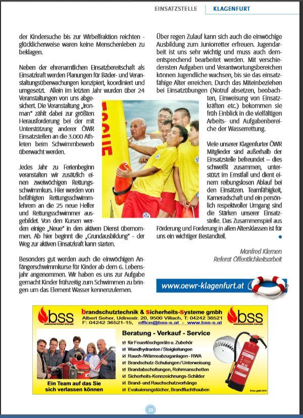 ÖWR Einsatzstelle Klagenfurt - Seite 2